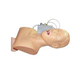 Maniquí para intubación